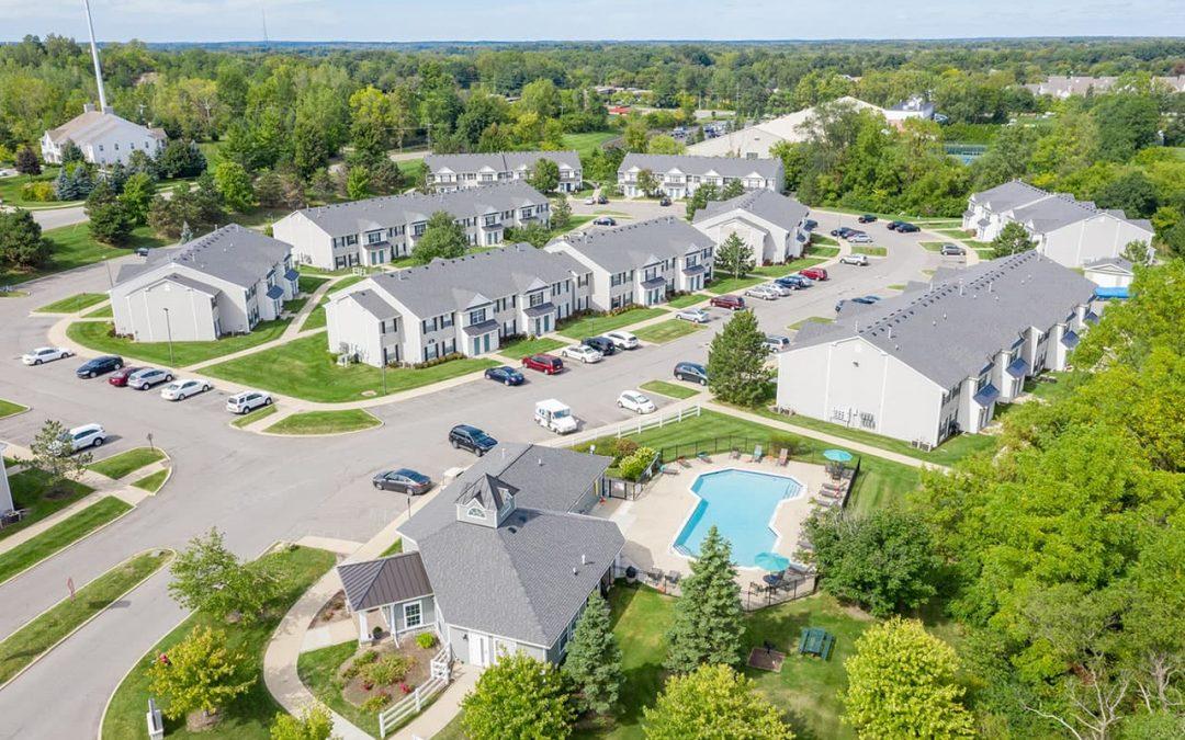 Arbor Club Apartments in Ann Arbor, Michigan