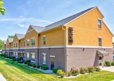 Irish Flats Apartments Near Notre Dame in South Bend, Indiana