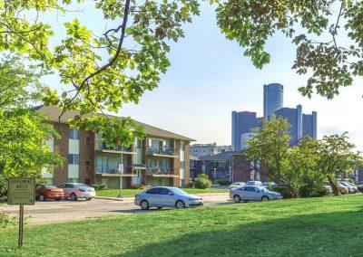 Lafayette Park Place Apartments in Detroit, Michigan