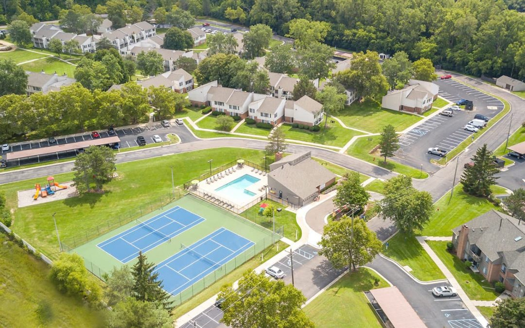 Northville Woods Apartments in Northville, Michigan