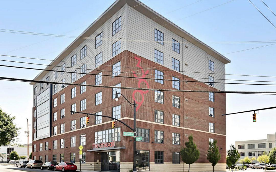 The Abigail Apartments in Columbus, Ohio